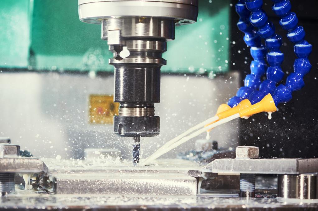 CNC produktion af små til store emner